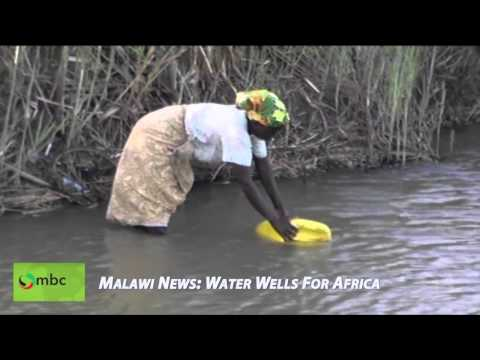 Malawi Broadcasting Corporation: June 14, 2014 - Water Wells for Africa