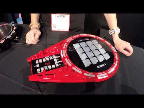 NAMM 2015 - CASIO's New DJ Gear Looks Like the Millenium Falcon   GEAR GODS