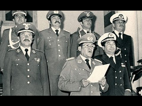 SIGLO XX EL GOLPE DE GARCIA MEZA en BOLIVIA 17 de julio de 1980