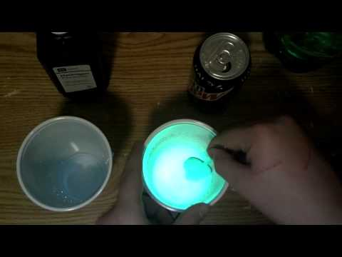 "Explanation to ""Glowing Mountain Dew"""
