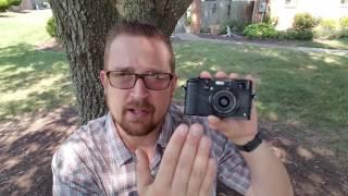 Check out my Camera: Fuji x100s