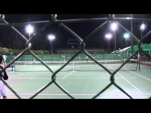 テニスサークル テニススクール シングルス 男子 大阪 江坂オープン 10
