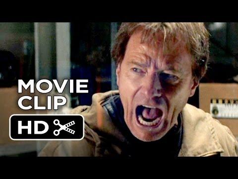 Godzilla Movie CLIP - I Deserve Answers (2014) - Bryan Cranston, Gareth Edwards Movie HD