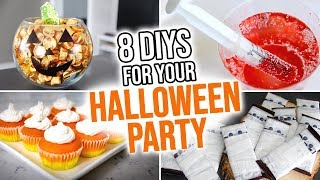8 DIYs for Your Halloween Party - HGTV Handmade