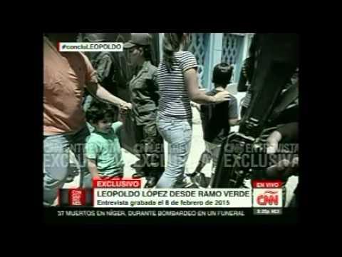 El mensaje de Leopoldo López al Gobierno