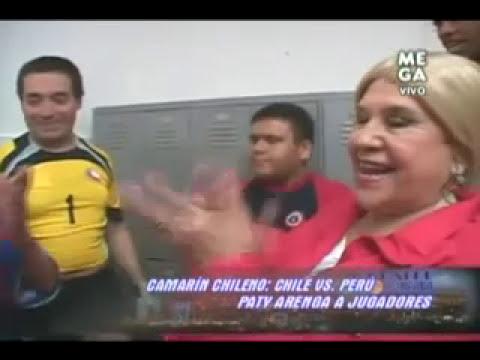Paty cofre charla motivadora Chile - Perú