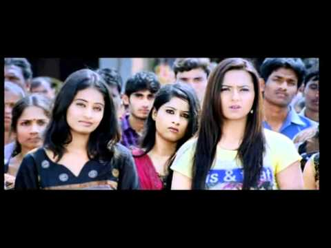 'Poola Rangadu' Nuvve Nuvve song promo / www.kothimeer.com