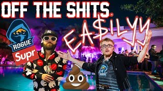 Off The Shits with Supr & Easilyy | Rainbow Six Siege Challenger League VOD Review