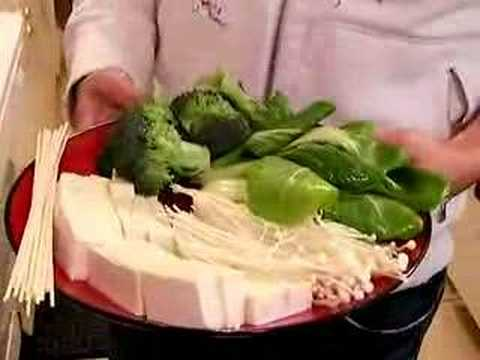 home cooked shabu shabu Video