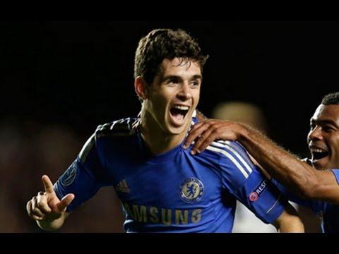 Oscar Dos Santos | Chelsea FC | Skills, Goals, Assists | 2013 HD