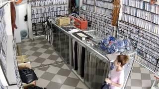 Trộm quần áo Cửa Hàng Việt Tiến Hậu Giang,Quận 6
