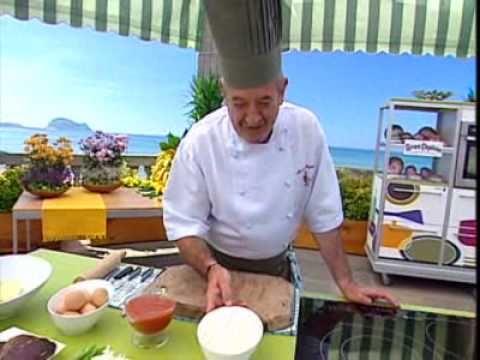 Karlos Arguiñano en tu cocina: Pizza individual de cecina con huevo