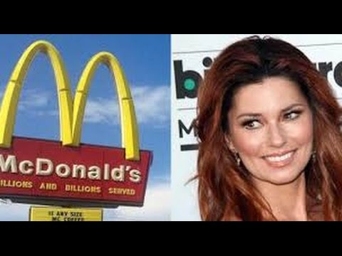McDonalds Shareholder: 'If Our Wages Weren't So Crappy There'd Be No Shania Twain