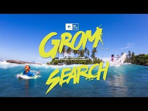 Indonesia Series: Senggigi Lombok - Rip Curl GromSearch 2014