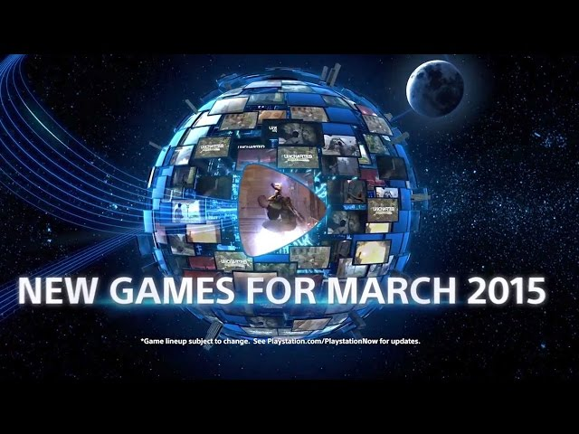 These Are the Games Coming to PS Now in March