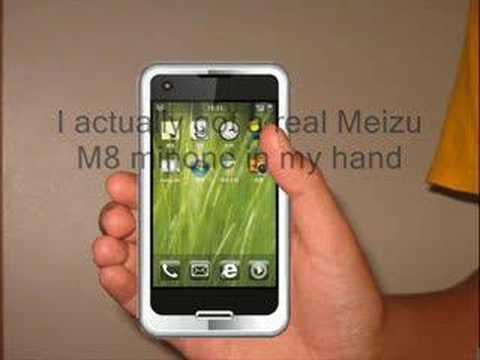 Meizu M8 Minione