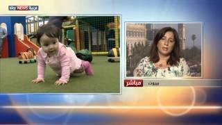 """لبنان.. اعتصام من أجل """"الرضاعة الطبيعية"""""""