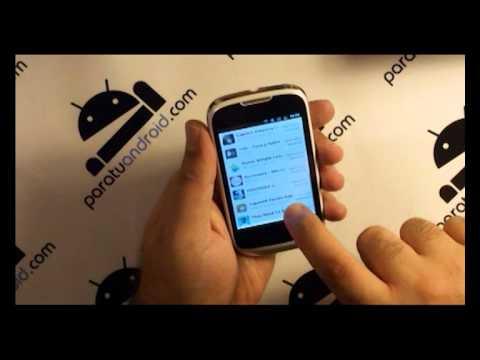 Huawei U8650. review y videoanalisis a fondo en español