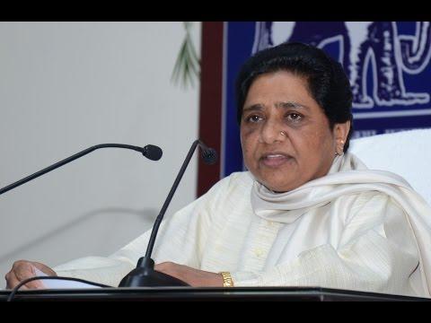 Lukhnow: Hindu card of BSP chief Mayawati