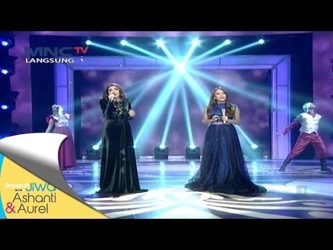"""Aurel - Ashanty """" Sangat Berbeda """" Separuh Jiwa Ashanty Aurel (17/9)"""