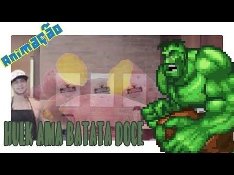 Hulk Ama Batata Doce - Algunsbits #46 video