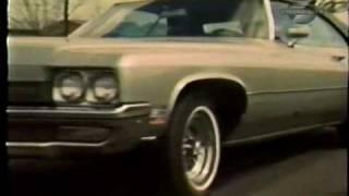 1972 Buick Centurion - vintage road test