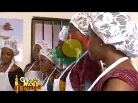 Ghana Most Beautiful Season VIII  visits J's Cakes and Flora Institute - 11/9/2014
