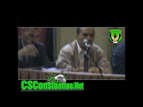 csconstantine 2011. AG du CS Constantine - Passage au professionnalisme - 01
