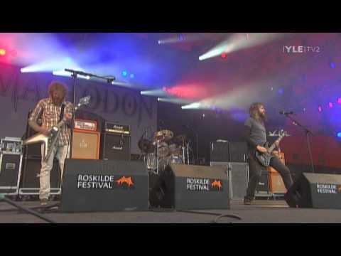 Mastodon - Live @ Roskilde Festival 2011