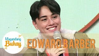 Edward reveals the real score between him and Maymay | Magandang Buhay
