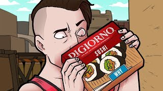 Digiorno Sushi! - CS:GO Funny Moments and Fails (Lots of Fails)