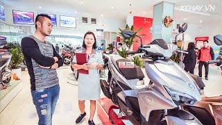 XEHAY - Hùng Lâm đi mua xe cho bạn gái