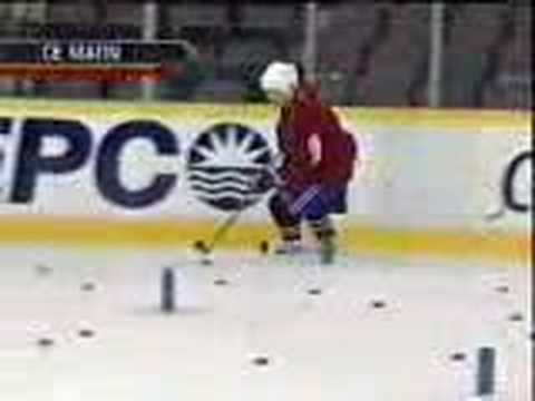 Alex Kovalev stickhandling Video