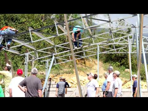 Honduras Trip 2015 Church Build #91