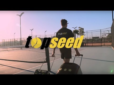 Topseed Pro V3 Tennis Ball Machine Functions