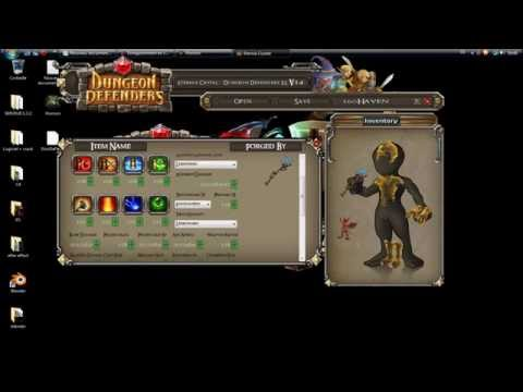 [TUTO] ☻MODDER DUNGEON DEFENDER XBOX360☻[FR]