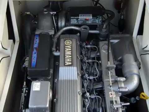 JBT Marine Cobra 7.6 With Yamaha Inboard Low hours - YouTube