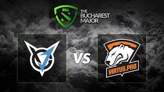 VGJ THUNDER vs VIRTUS PRO (BO5)  @The BUCHAREST Major Playoffs Grand Final