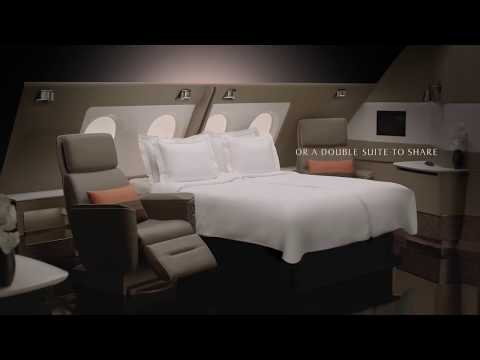 Singapore Airlines to bring new cabin product to London