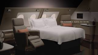 New Suites and Business Class | Singapore Airlines