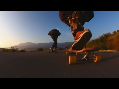 Freeride 41 Longboards by Original Skateboards