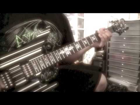 Until The End Guitar Cover (avenged Sevenfold) video