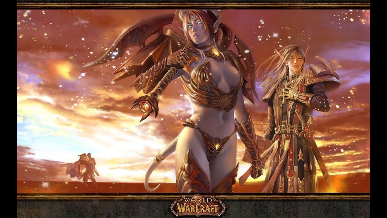 Draenei warrior female art naked vids
