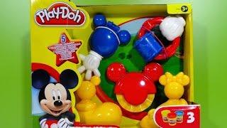 Play-Doh Mickey Mouse Mouskatools Mickey-Herramientas - Juguetes de Mickey Mouse