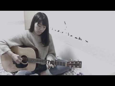 宇多田ヒカル - 真夏の通り雨 (solo Guitar)