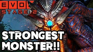THE STRONGEST MONSTER?! ELDER KRAKEN STAGE TWO!! Evolve Gameplay Walkthrough (PC 1080p 60fps)