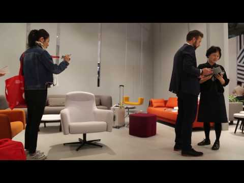 SOFTLINE - Salone del Mobile, Milano 2017