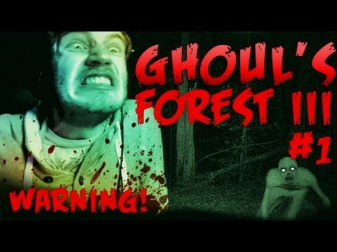 [WARNING] SCARIEST GAME EVER?! - Let's Play - Ghoul's Forest III - (Doom 2 Mod) - Part 1