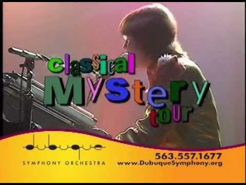 DSO Presents Classical Mystery Tour: A Tribute to The Beatles