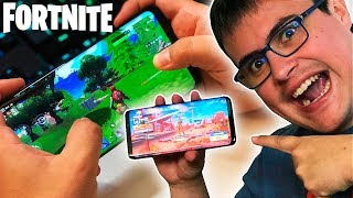 INSTALA FORTNITE EN ANDROID YA | Tutorial para Samsung Galaxy y otros dispositivos